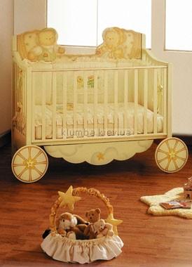 Детская кроватка Baby Expert Incanto