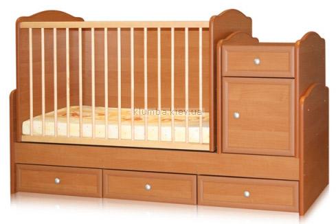 Детская кроватка Bertoni Transform