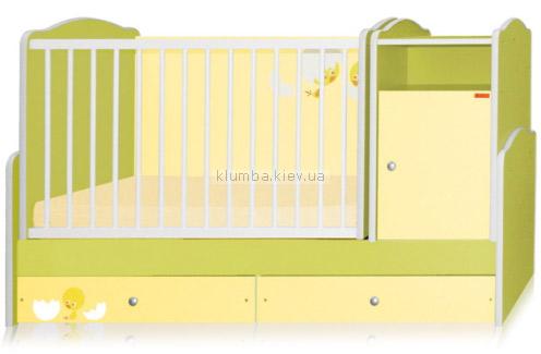 Детская кроватка Bertoni Trend
