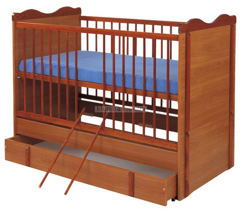 Детская кроватка Drewex Czarek