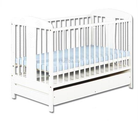 Детская кроватка Klups Radek VIII