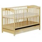 Детская кроватка Klups Radek V (с ящиком)