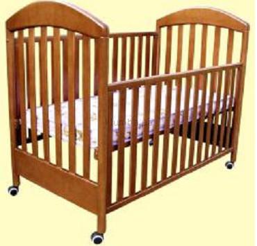 Детская кроватка Лелека Мартуся