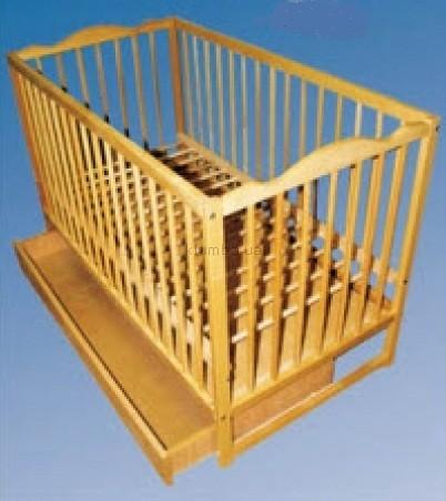 Детская кроватка Медисон Радуга-2