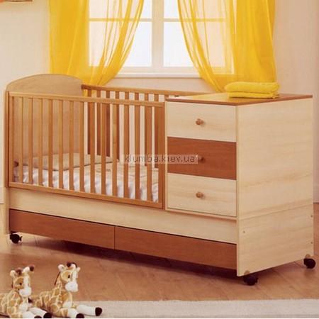 Детская кроватка MIBB Corner