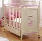 Детская кроватка Micuna Petite Princesse