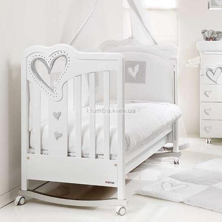Детская кроватка Sweet Years Silver Dreams