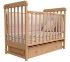 Детская кроватка Верес Соня ЛД12 (маятник)