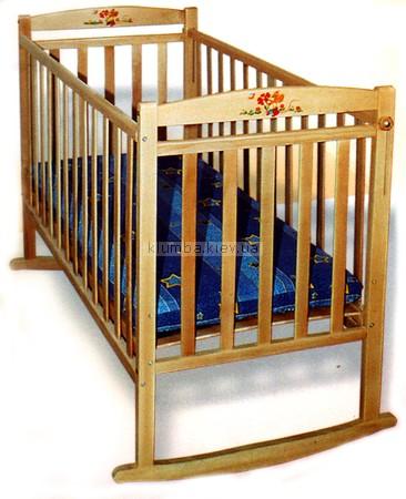 Детская кроватка Веселка Умка
