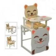 Детский стульчик для кормления Casato CY-114