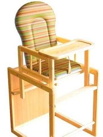Детский стульчик для кормления Darian 11w (сосна)