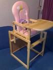 Детский стульчик для кормления Darian 14ARх2 (бук)