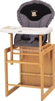 Детский стульчик для кормления Geoby MY 301