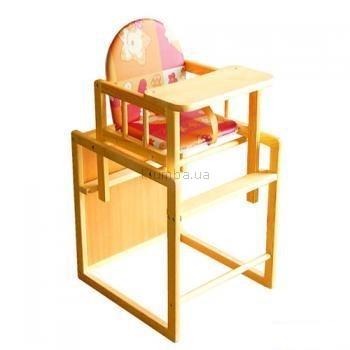 Детский стульчик для кормления Klups 11S