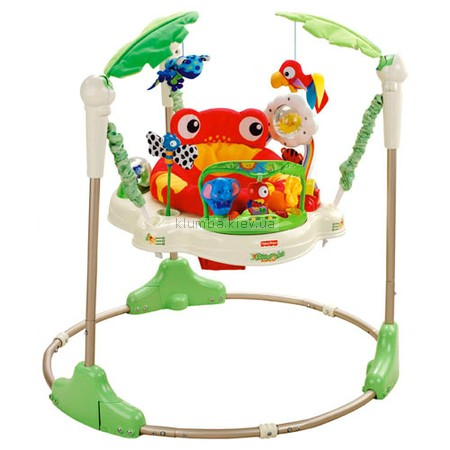 Детские ходунки, прыгунки Fisher Price Джунгли (7198)