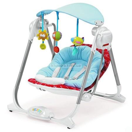 Детское кресло-качеля Chicco Polly Swing
