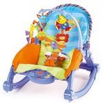 Детское кресло-качеля Fisher Price Deluxe 2в1 (I0539)