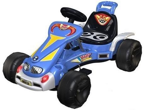 Детская машинка Baby Tilly Картинг  GM1028A