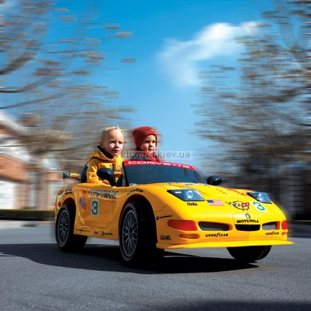 Детская машинка Geoby W466 (Corvette)