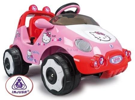 Детская машинка Injusa Hello Kitty  (71014)