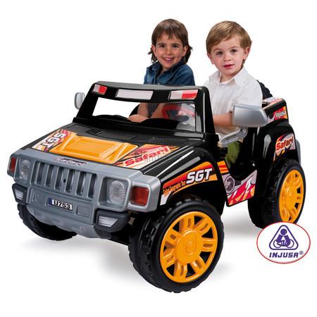 Детская машинка Injusa Safari Pick-up (753)