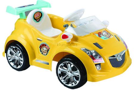 Детская машинка Joddy Cats (желтый или зеленый)