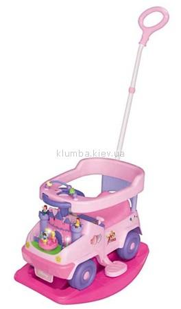 Детская машинка Kiddieland Принцесса 3 в 1