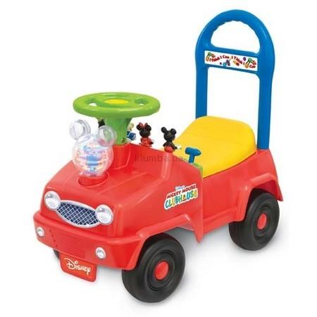 Детская машинка Kiddieland Чудомобиль Микки Маус