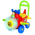 Детская машинка Kiddieland Самолет Микки Мауса