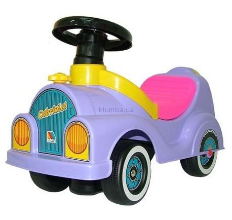 Детская машинка Полесье Кабриолет