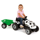Детская машинка Smoby Cow GM Tractor