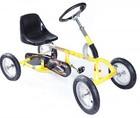 Детская машинка Unix Kart-01 (желтый)