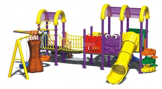 Детская площадка Inteco 2040C
