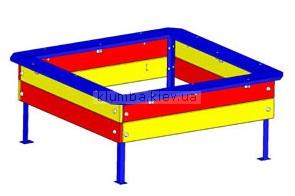 Детская площадка Inter Atletika 1440х1440