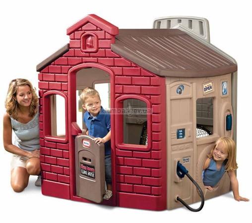Детская площадка Little Tikes Мульти-домик (Супергородок)