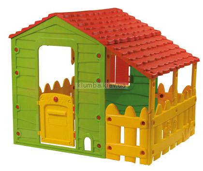 Детская площадка Starplast Фермерский домик с верандой (71-560)