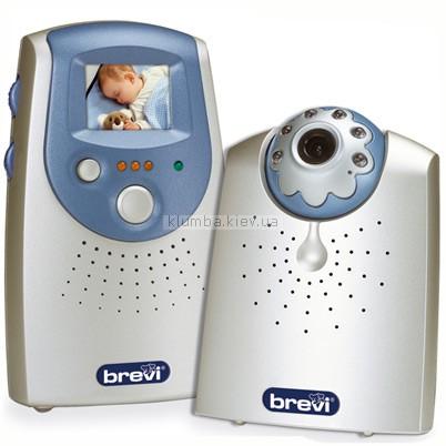 Детская радио/видео-няня Brevi Cherubino Wireless