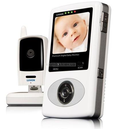 Детская радио/видео-няня Luvion Platinum Digital Video Baby Monitor