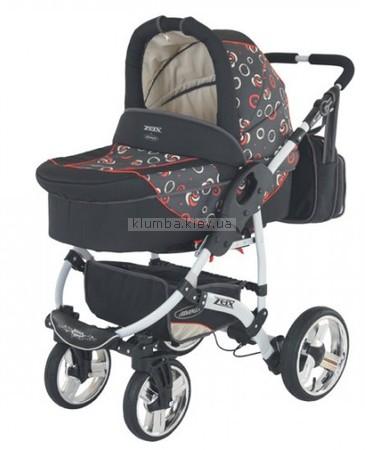 Детская коляска Adamex Zeix 2 в 1