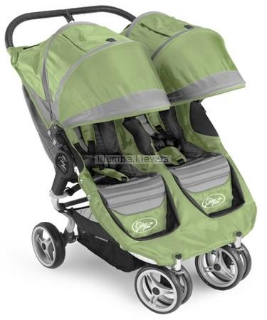 Детская коляска Baby Jogger City Mini Double