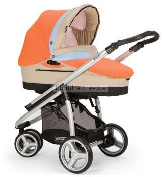 Детская коляска Bebecar Icon 2 в 1