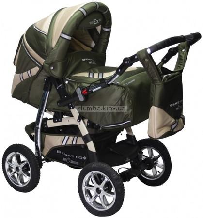 Детская коляска Bebetto Explorer