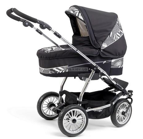 Детская коляска Emmaljunga Cangaroo + City Korg