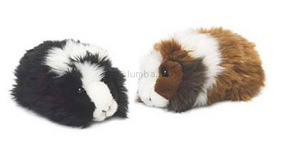 Детская игрушка Anna Club Plush Морская свинка (19 см)