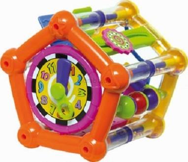 Детская игрушка BabyBaby Активный центр  Часы