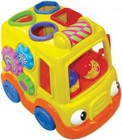 Детская игрушка BabyBaby Сортер Автобус