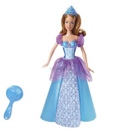 Детская игрушка Barbie Барби Удивительная принцесса