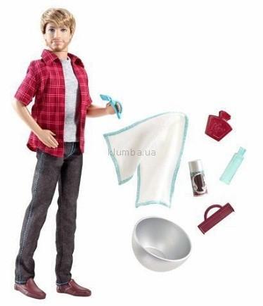 Детская игрушка Barbie Кен с набором для бритья