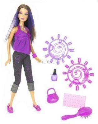 Детская игрушка Barbie Королева маникюра
