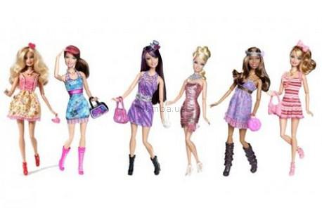 Детская игрушка Barbie Модница  Грандиозное перевоплощение